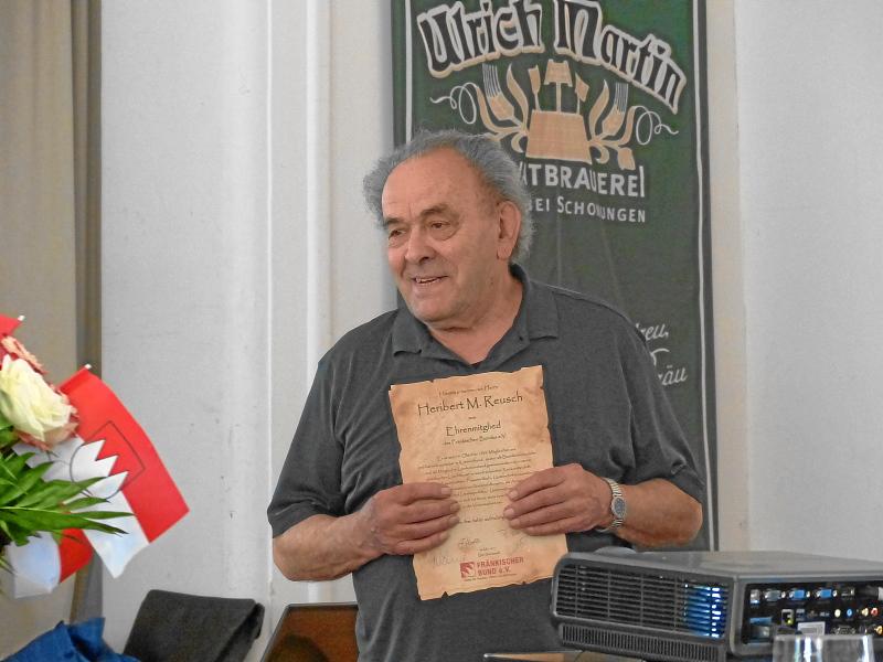 2017-05-07 Ehrenmitglied Heribert M. Reusch
