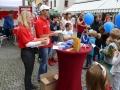 2017-07-02 Tag der Franken in Kitzingen .Spannung bei der Verlosung!