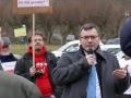 2018-01-15 Demo M.Hebentanz (Schild) mit MdL Herrmann (1)