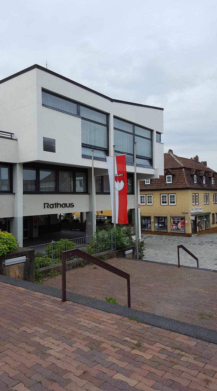 @ Rathaus Neustadt b Coburg