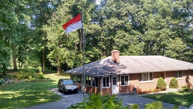 @ Woodbine, Maryland, USA
