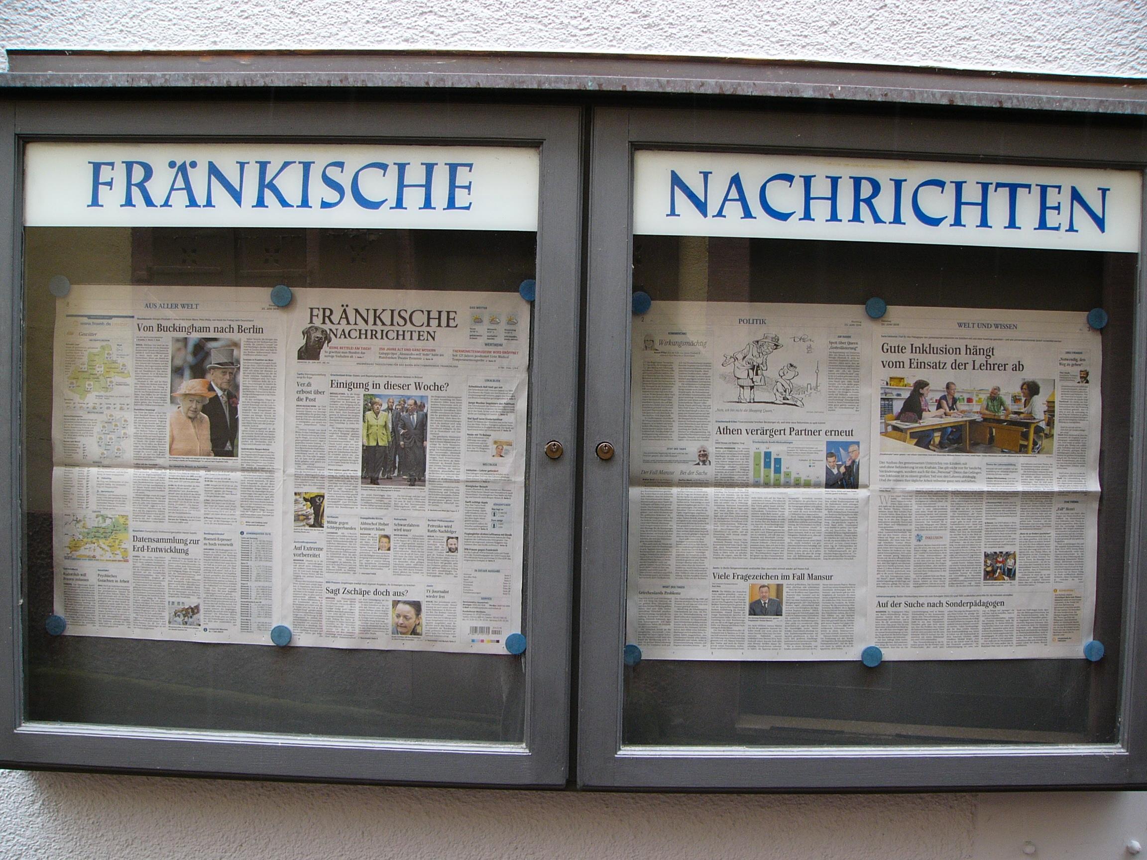 2015 6 Wertheim in Franken