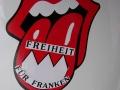 2003 6 VW Käfer Bj.67 Frankenaufkleberkreation Foto J.Kalb