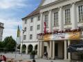2019-07-06-T.d.-Franken-in-Sonneberg-Flagge-am-Rathaus Fo. J.K.