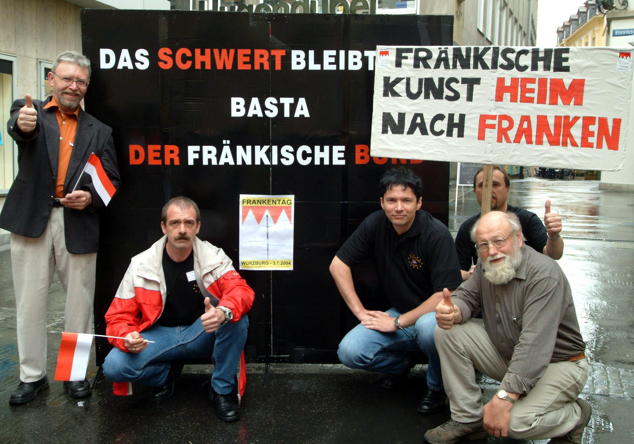2003 Fränkische Kulturgüter