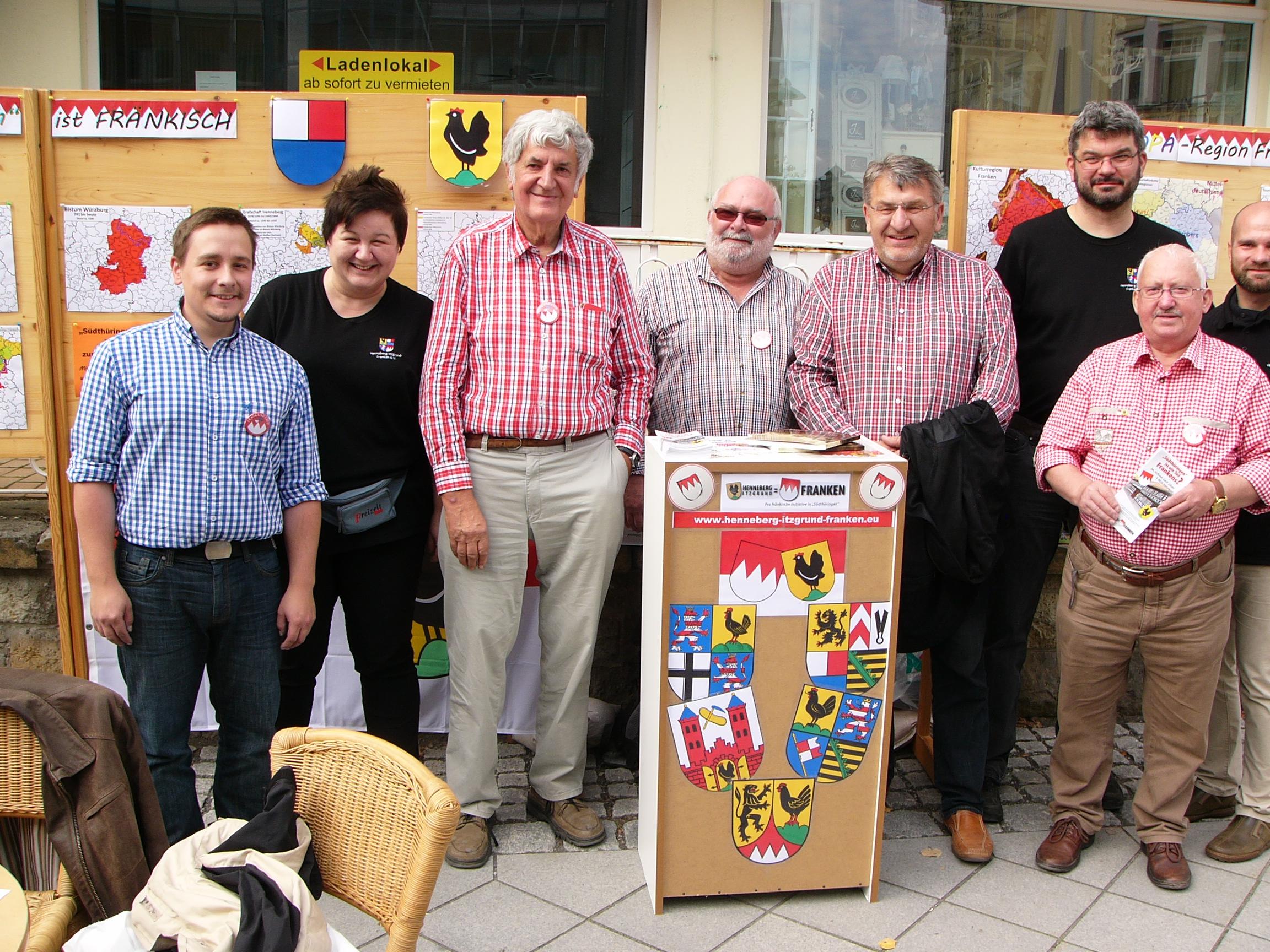 2015 10 Sonneberg T.d.dt.Einheit Foto J .Kalb