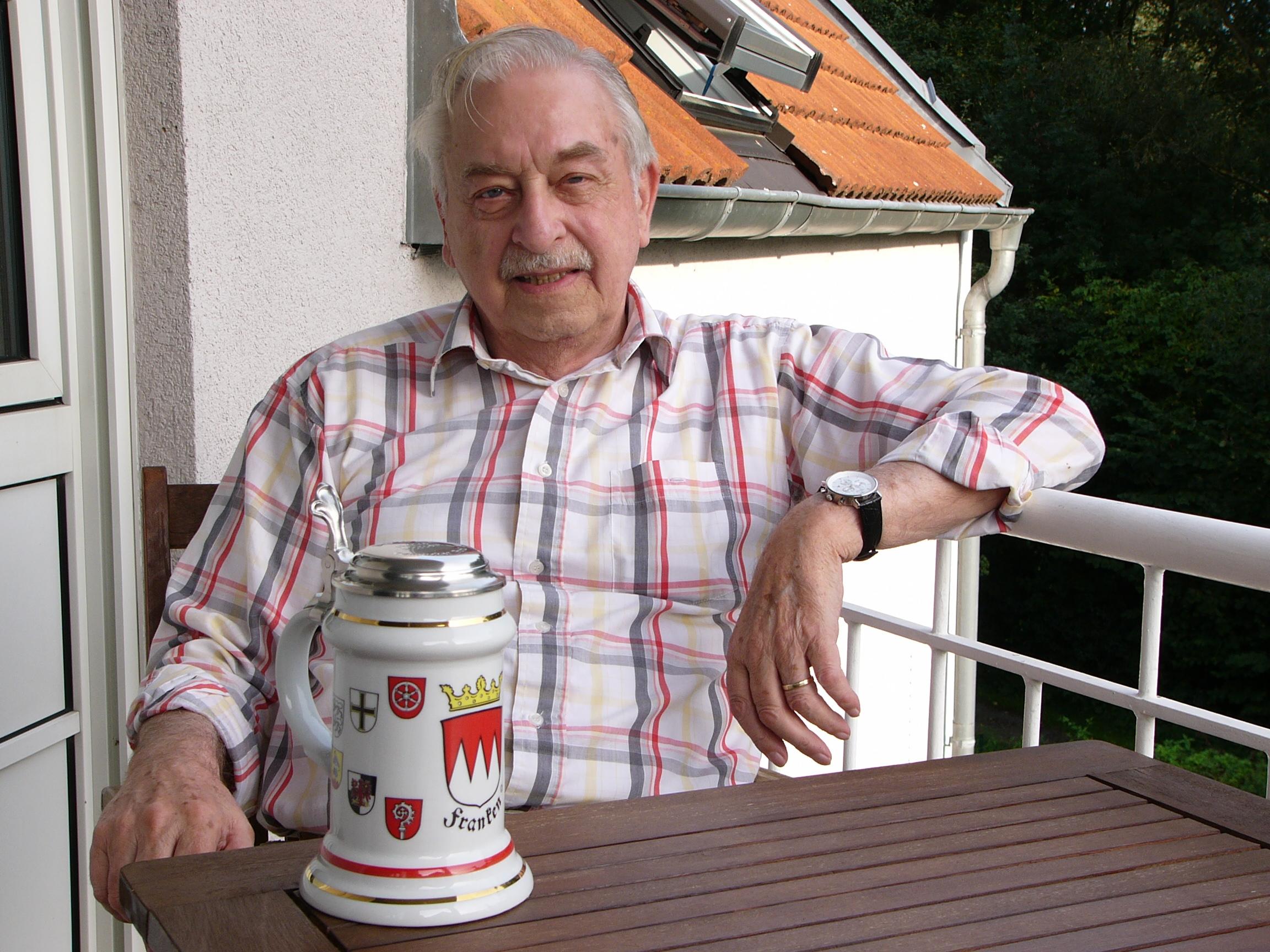 2016-04-10. Gedenken an Norbert Gramlich gestorben am 10.4.2016