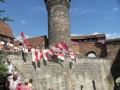 2012 7 Tag der Franken Kaiserburg Nürnberg Fo. M.Treml