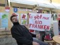 2015 10 3. Okt .in Sonneberg am Infostand Fo.P.Purrucker