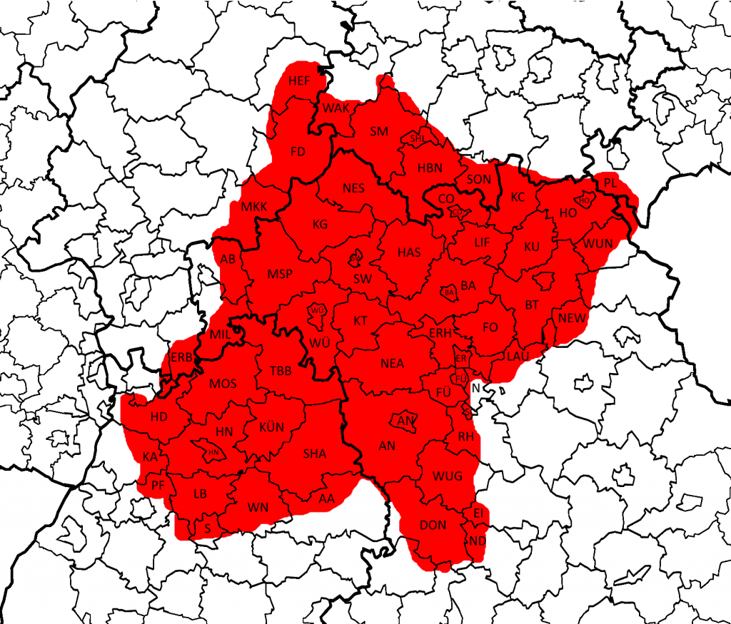 Herzogtum Ostfranken