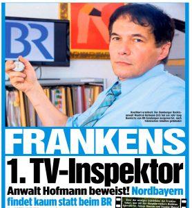 Hofmann in BILD Auszug